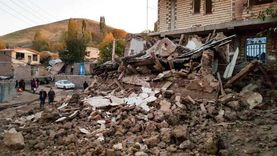 عاجل.. زلزال يضرب شمال غرب إيران