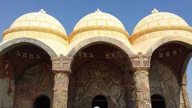 الكنيسة تعلن عن اكتشافات أثرية جديدة في دير أبوفانا بملوي