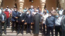 افتتاح 8 مساجد جديدة في المنيا