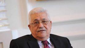 تفاصيل اتصال هاتفي بين أبو مازن وماكرون لبحث التطورات في فلسطين