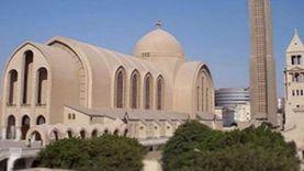 إصابة مجند بطلق ناري خرج بطريق الخطأ من سلاحه أمام الكاتدرائية