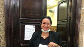 ابنة النائب أحمد ناصر المرشحة الوحيدة بكرداسة في آخر أيام الترشح