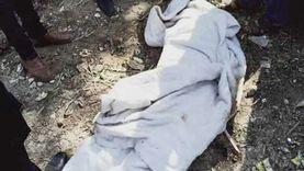 الطب الشرعي ينتهي من تشريح جثة عامل زراعي قتلة ابن شقيقته