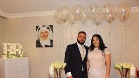 شقيق هيثم أحمد زكي يحتفل بخطوبته ويستحضر روح والدتهما هالة فؤاد