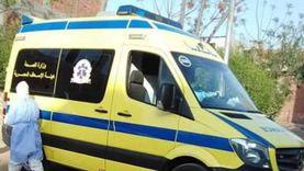 حجز طفل مصاب بكورونا في مستشفى بنها التخصصي