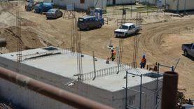 تنفيذ محطة محولات كهرباء مدينة المنصورة الجديدة بطاقة 500م.ف.أ