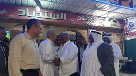 """""""مستقبل وطن"""" يواصل جولاته الميدانية لدعم مرشحي الحزب في """"النواب"""""""