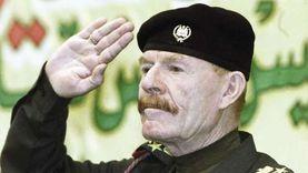 وفاة عزة الدوري الرجل الثاني في نظام صدام حسين