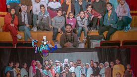 فرقة فارسكور المسرحية تطلق لأول مرة «فوازير رمضان» بدمياط