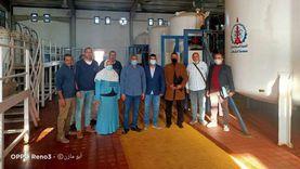 تفاصيل محطة تحلية مياة دهب الجديدة بمحافظة جنوب سيناء