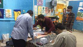 """فرز أول لجنة بمطروح: 670 صوتا لأبو صالح و457 لـ""""الشورى"""""""