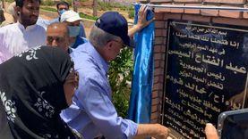 محافظ جنوب سيناء يفتتح المرحلة الأولى للممشى السياحي بمدينة نويبع
