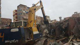 بدء إزالة سوق العصر 2 لاستبداله بآخر حضاري في بورسعيد