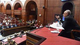 """""""تشريعية النواب"""" توافق على اتفاق موقّع بين مصر والمنظمة الدولية للهجرة"""