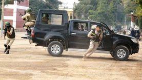 أطلقوا النار ابتهاجا بفوز مرشحهم..ضبط جرينوف و15 بندقية في حملة بسوهاج