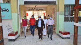 محافظة مطروح تجهز 138 مركزا انتخابيا و 142 لجنة لانتخابات الشيوخ