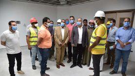 محافظ مطروح يفتتح مبنى مدينة براني بعد تطويره بتكلفة 4 ملايين جنيه