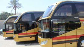 مواعيد وأسعار أتوبيسات النقل بين بورسعيد والمحافظات الأخرى