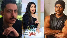 2 بس عشان ياخدوا حقهم.. عبير والعوضي مع حملة «الوطن» ضد زيادة السكان