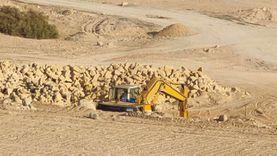 إنشاء سد وبحيرة بوادي وردان لحماية رأس سدر من أخطار السيول