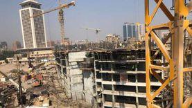 """أبراج سكنية وسلسلة فنادق.. مشروعات """"الإسكان"""" لتطوير مثلث ماسبيرو"""