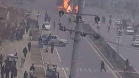 مقتل وإصابة 9 جنود في هجوم إرهابي وسط مالي