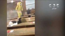 رئيس جامعة المنصورة: التحقيق بفيديو تطهير المدرجات أثناء تواجد الطلاب