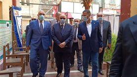 محافظ القاهرة يوجه بعدم انتظار السيارات في محيط اللجان الانتخابية