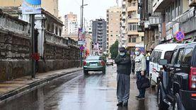 أمطار متوسطة ورياح باردة تحتاج الإسكندرية بأول أيام «نوه الكرم»