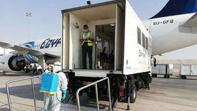 جمارك المطار تضبط محاولة تهريب أدوات ومستلزمات طب وجراحة الأسنان