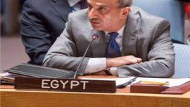 """تحت رئاسة مصر.. """"السلم والأمن الأفريقي"""" يدين نقل مقاتلين أجانب للقارة"""