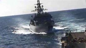 عاجل.. تصادم سفينة حربية روسية بسفينة تبريد في مضيق البلطيق