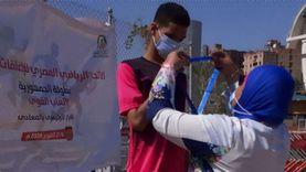 أحمد يتحدى إعاقته ويحقق ميدالية في ألعاب القوى.. ووالدته: فخورة به