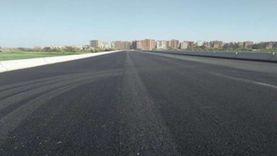 اعتماد 47 مليون جنيه لتطوير طريق القرى السياحية برأس سدر