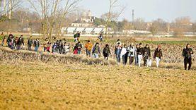 الأمم المتحدة: خفر السواحل الليبي يعترض زورقا يقل 83 مهاجرا