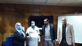 «صحة الغربية»: تكثيف المرور على المستشفيات لمتابعة مصابي كورونا
