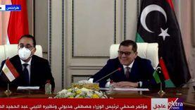«دبيبة»: نتطلع لاستمرار الدور المصري في الأزمة اللييبة