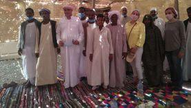 صور.. وزيرة البيئة تتفقد المحميات الطبيعية بمرسى علم خلال إجازة العيد