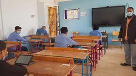 تعليم أسوان: المدارس التزمت بالإجراءات الاحترازية خلال الامتحانات