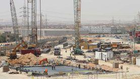 مسؤولو الإسكان والمقاولون العرب يتفقدون مشروع تقاطع 8 بمدينة 6 أكتوبر