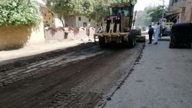 محافظ أسيوط: استكمال أعمال الرصف ورد الشيء لأصله بشوارع المحافظة