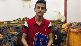 «عبدالرحمن» الخامس عربيا بمسابقة «تحدي القراءة» يبحث عن من يكرمه