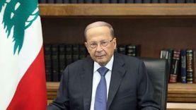 ميشال عون: نتطلع لاتفاق يحفظ حقوقنا السيادية خلال مفاوضات ترسيم الحدود