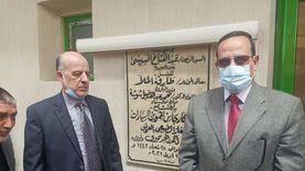 محافظ شمال سيناء يفتتح محطة غاز جديدة بالعريش