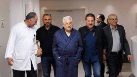 الرئيس الفلسطيني محمود عباس يغادر القاهرة بعد زيارة سريعة لمصر