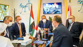 وزير السياحة يلتقي ممثلي كبرى منظمي الرحلات وشركات الطيرانبـ«السوق العربية»