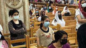 الروم الأرثوذكس يبدأون اليوم صوم العذراء لمدة 15 يوما