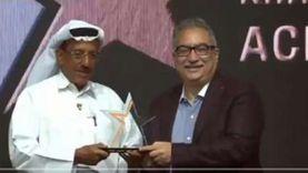 إبراهيم عيسى يفوز بجائزة خلف أحمد الحبتور للإنجاز 2021 من الإمارات