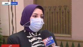 «مكتسبات وتمكين».. نائبة تستعرض أوجه اهتمام السيسي بالمرأة المصرية