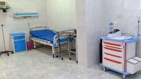 التبرع بـ3 أسرة عناية مركزة لمصابي كورونا بمستشفى المنشاوي في طنطا